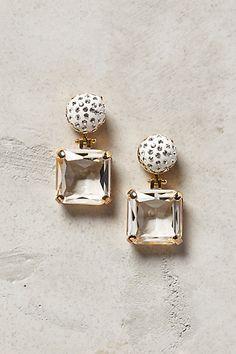 Anthropologie Parfum Earrings #anthrofav #greigedesign