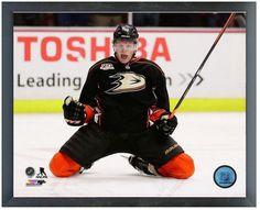 Corey Perry Anaheim Ducks 2013-14 Playoff-11 x14 Photo in Glassless Sports Frame