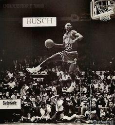 Michael Jordan Gatorade Slam Dunk Contest