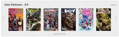 ONE: Comixology, la plataforma de cómics digitales es adquirida por Amazon