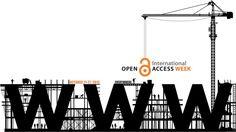 Open Access Week 2013 poster