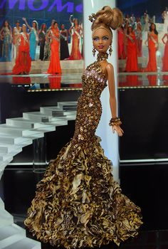 Miss Ghana Barbie Doll 2014 Barbie Dolls 2014, Disney Barbie Dolls, Barbie Miss, Diva Dolls, Vintage Barbie Dolls, Original Barbie Doll, African American Dolls, Beautiful Barbie Dolls, Barbie Clothes