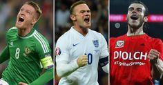 Euro 2016: Hodgson & Coleman welcome England & Wales...: Euro 2016: Hodgson & Coleman welcome England & Wales draw #Euro2016… #Euro2016