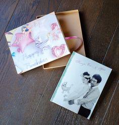 Anniversary and Pregnancy Photobook