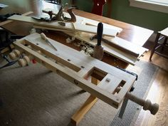 The Milkman's Workbench – a portable bench I built for the June 2013 issue of Popular Woodworking Magazine – is about 653 percent better than my first workbench. Thanks to the clever engineering in the portable bench, it can handle most handwork tasks when clamped to a dining room table or kitchen countertop. My first … Read more »