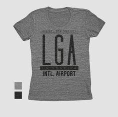 LGA - Women's Tee
