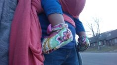Babywearing Benefits for the Mother