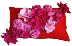 Floral Cushion, Cushlab