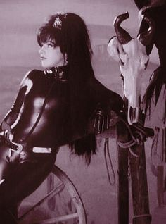 """clintcatalyst: """"If I could climb upon A horse like yours And ride into the night The way you did I would…"""" Rose McDowall : Sixty Cowb. 80s Goth, Punk Goth, Art Music, Music Artists, Rivethead, Dream Pop, New Romantics, Curious Cat, The New Wave"""