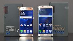 Samsung Galaxy S7 and S7 Edge Getting Android 7.0 Nougat Update   Canada's Rogers and TELUS are now rolling out Android 7.0 Nougat OTA up...