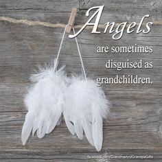 Love my angels! #grandchildren #grandma #grandparent