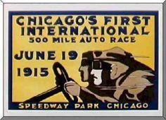 Speedway Park Chicago