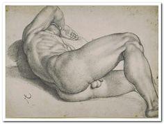 Homme qui dort par Bronzino