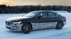 Volvo lets us drive a S90 T6 prototype on an icy track in Northern Sweden. This lets us think about reindeer and if you can really design a death-proof car.