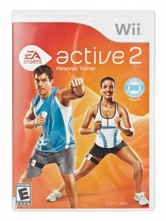 If you haven't upgraded to the newer Wii U yet, you'll love this robust exercise game from EA. It comes with several accessories, including a resistance band and two additional sensors to help you get more accurate feedback during your workout.
