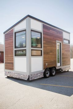 The Degsy - 84 Tiny Houses. enjoy the outside appearance