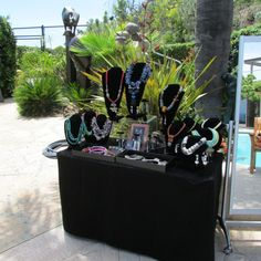 Gretchen's display - Power of Adornment Power of Adornment Advanced Style, Jewelry Design, Display, Floor Space, Billboard