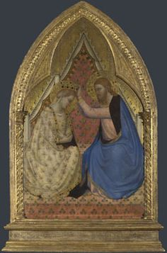 Bernardo Daddi: 'The Coronation of the Virgin'