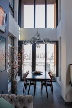 Athena Calderone's Duplex in Dumbo | Rue