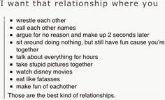 Pretty close to my relationship.except maybe the disney movies. Stupid Pictures, Funny Pictures, Cute Relationships, Best Relationship, Quotes To Live By, Me Quotes, Disney Movies To Watch, Good Vibe, Romantic Quotes