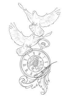 Lotusblume Tattoo, Money Tattoo, Family Tattoo Designs, Family Tattoos, Art Drawings Sketches, Tattoo Drawings, Religious Tattoos, Animal Tattoos, Chicano