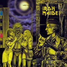 The Stories Behind Iron Maiden's Artwork: Part One - Metal Hammer