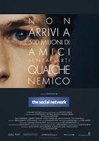 The Social Network, del film di David Fincher con Jesse Eisenberg Social Network Movie, Quarantine Movie, Justin Hammer, Atticus Ross, 1 Decade, Trent Reznor, David Fincher, Cinema, Kevin Spacey