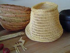 Basket from Burkina Faso