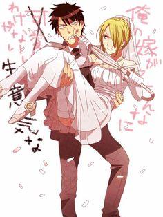 #tags:anime, fanart, beelzebub#
