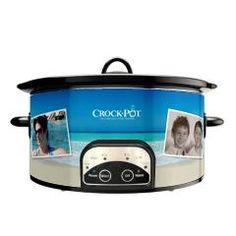 My own designed crockpot!