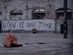 Street Art by Vhils, Berlin, Apocalypse Aesthetic, Post Apocalypse, Storyboard, Mademoiselle Maurice, Refugees, The Get Down, Jean Valjean, Ju Jitsu, Detroit Become Human