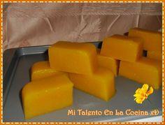 Receta de JALEA DE MANGO   Cocinar en casa es facilisimo.com