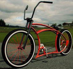 #Bike cruiser chopper custombike