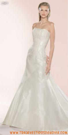 2849  Vestido de Novia  Atelier Diagonal