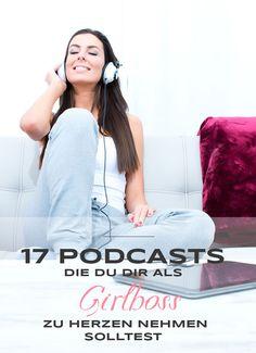 Podcasts sind klasse. Meine Favoriten rund um die Themen Female Entrepreneurship und Lifestyle-Design gibt es in diesem Beitrag.