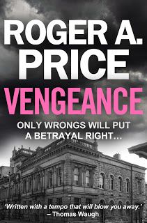 This Booky Place: Vegeance Review - Blog Tour