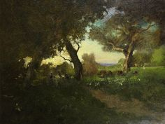 Painting, William Keith : Lot 6235