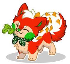 Nacho - MYO Sushi Dog by Paper-Rabbit