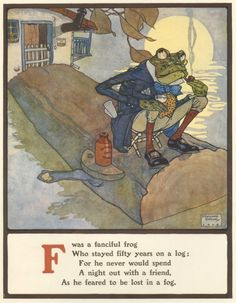 Lyrics Pathetic & Humorous, Edmund Dulac, 1908