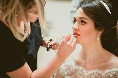 Make up @fgkeher  noivas #mac