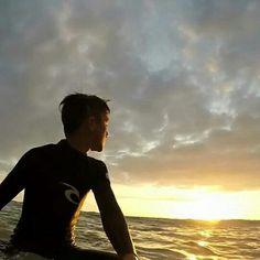 Just one more #surf #endlesssummer #grom #Devon