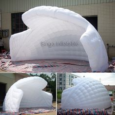 890.00$  Watch here - http://alin3n.shopchina.info/go.php?t=32801245974 - Outdoor event air inflatable ringent tent with special shape for kids N adults toy tent 890.00$ #buychinaproducts