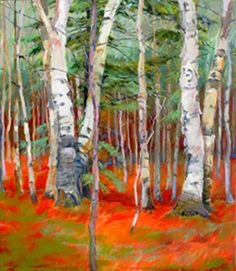 """Each October, the Hidden Studios Art Tour opens Central Wisconsin art galleries to visitors so they can experience """"art along the Ice Age Trail."""" http://www.hiddenstudiosarttour.com/"""