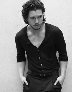 You know nothing Jon Snow... except how to be really really incredibly good looking. And how to act. And be all talented and such.