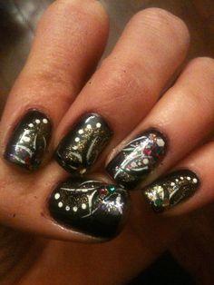 Nail Art ~ blingy
