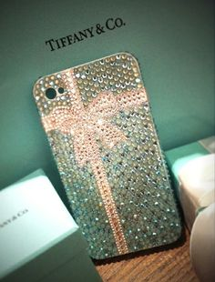 Tiffany iPhone Case.  Now I just need an iPhone!  (Why can't they make these for Android??)