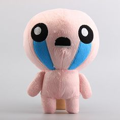 Stuffed Animal: The Binding of Isaac Rebirth Isaac 12 Inch Toddler Animal Stuffed Plush Kids Toys ** Learn more by visiting the image link.