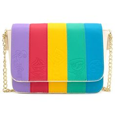 Loungefly X Pixar Inside Out Mixed Emotions Cross Body Bag – Loungefly.com