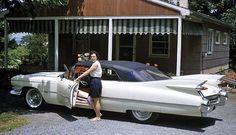 1959 Cadillac Convertible