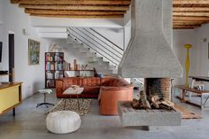 20 Soul-Warming Fireplaces Ideas For Comfortable Winter Nights